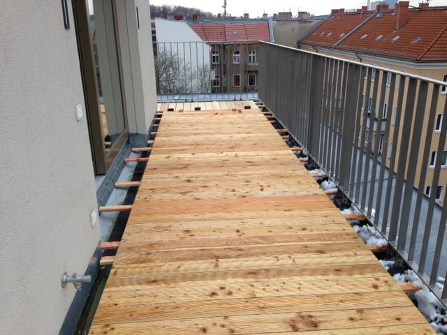 Relativ Referenzen | Holzterrasse | Holzterrassen | Dachterrasse | Balkon TE88